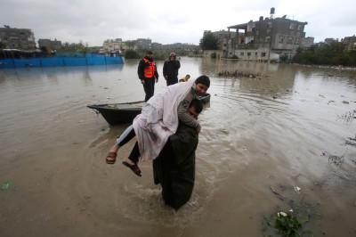 middle east floods