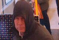 Do you this man wanted over attack on the Metropolitan Tube line?