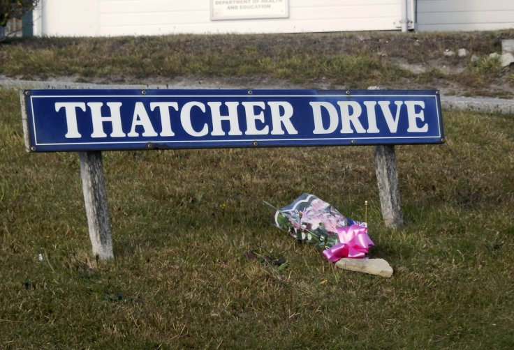 Margaret Tahtcher