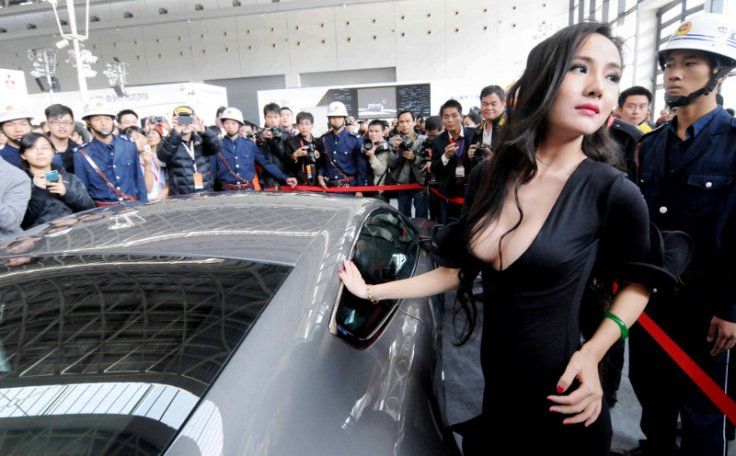 Gan Lulu ASEAN International Motor Show