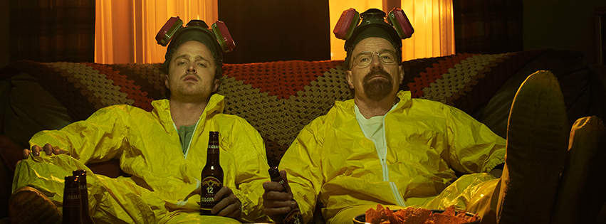 Breaking Bad's Walter and Jesse in Better Call Saul
