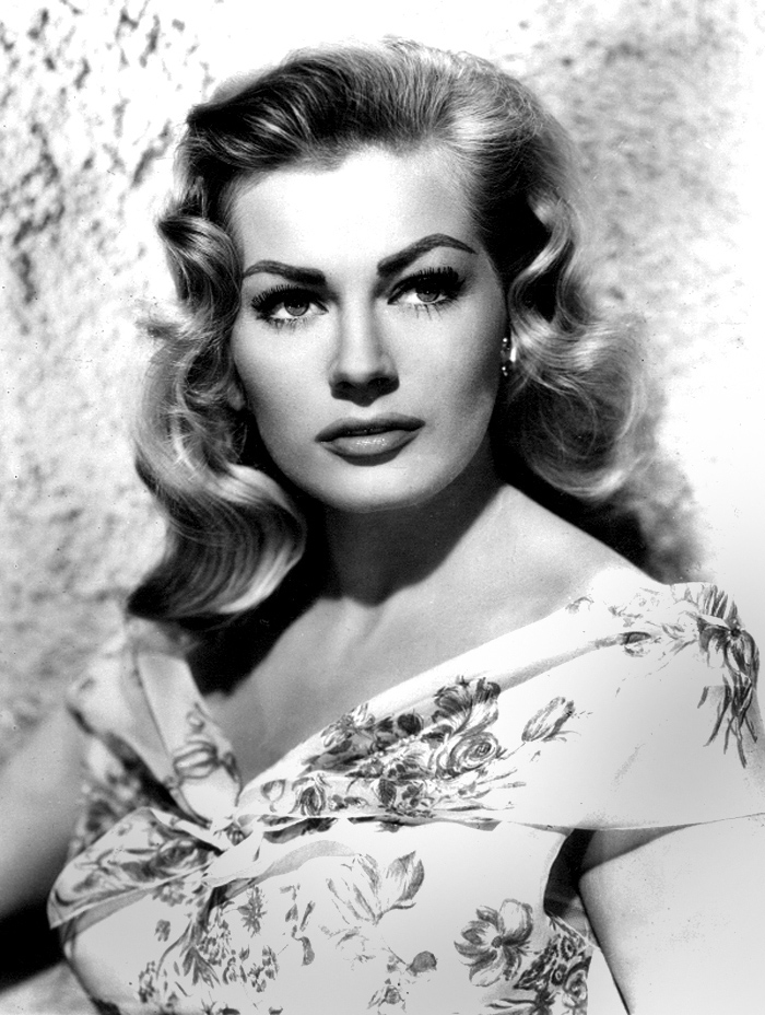 Anita Ekberg has died at the age of 83