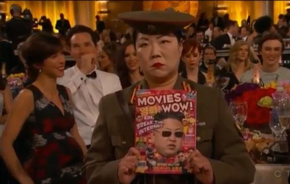 Golden Globes North Korea