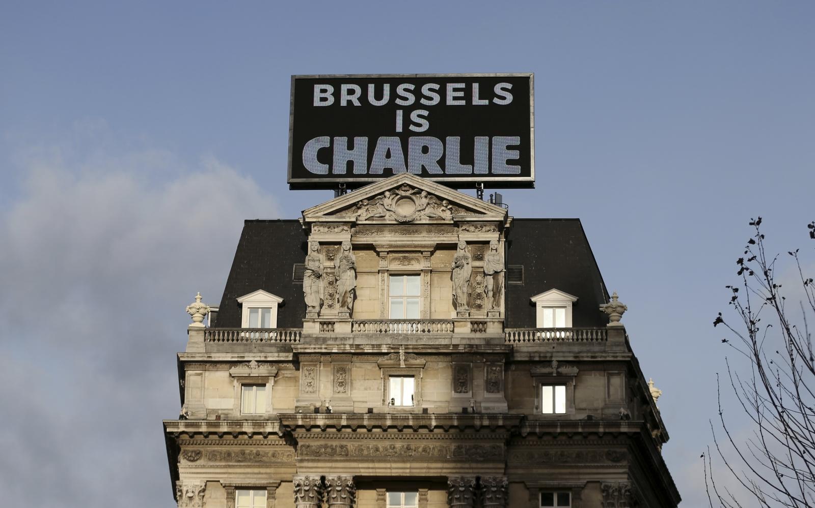 Charlie Hebdo cartoons aftermath