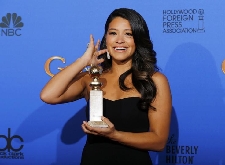 Gina Rodriguez of Jane the Virgin fame speak about Golden Globe win