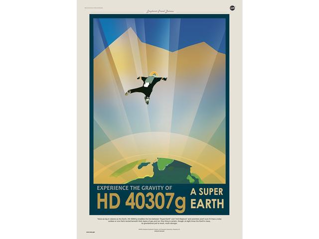 Kepler poster