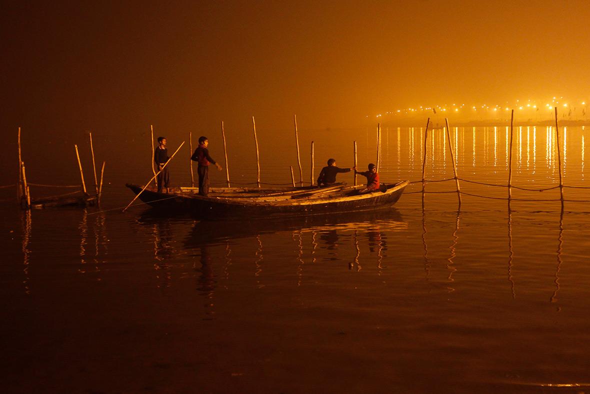 india fog