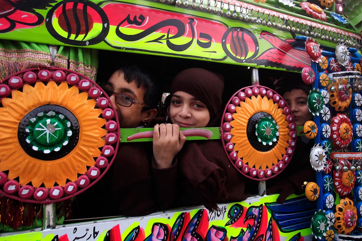 pakistan school
