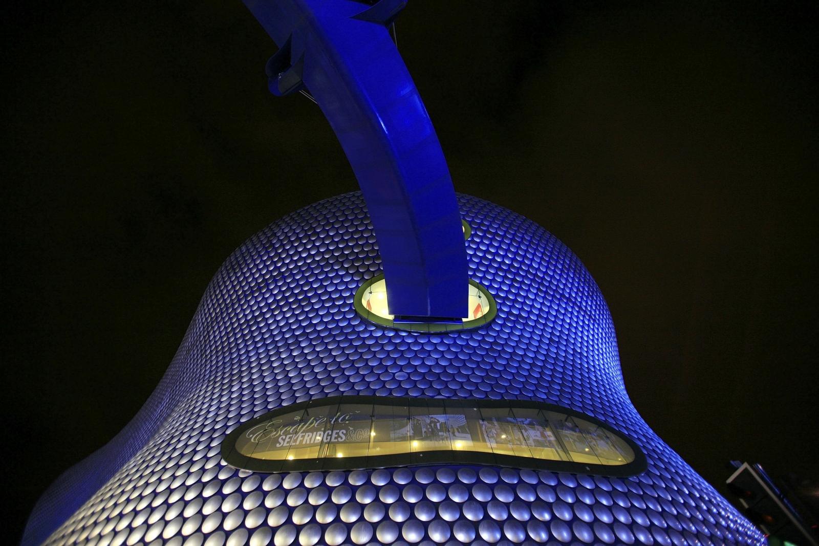 Bullring Birmingham