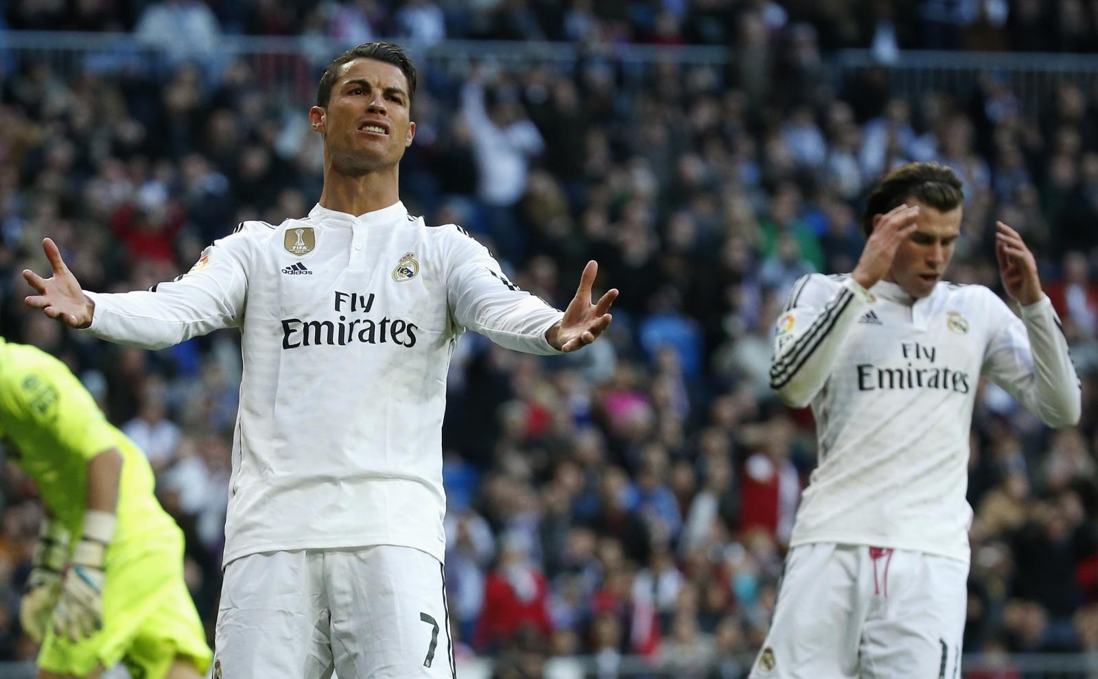 Ronaldo and Bale