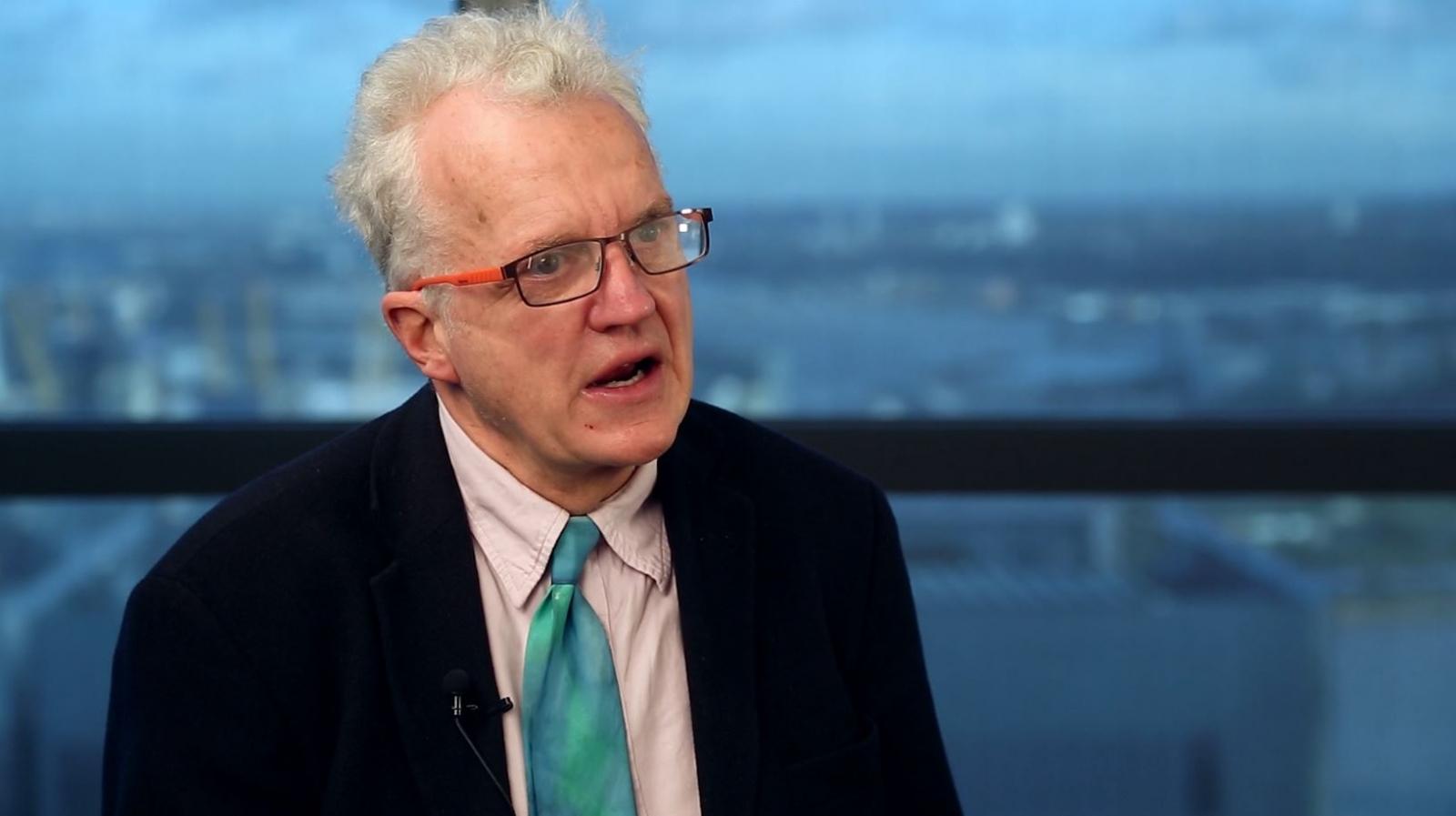 Christian Wolmar on his bid to become Mayor of London