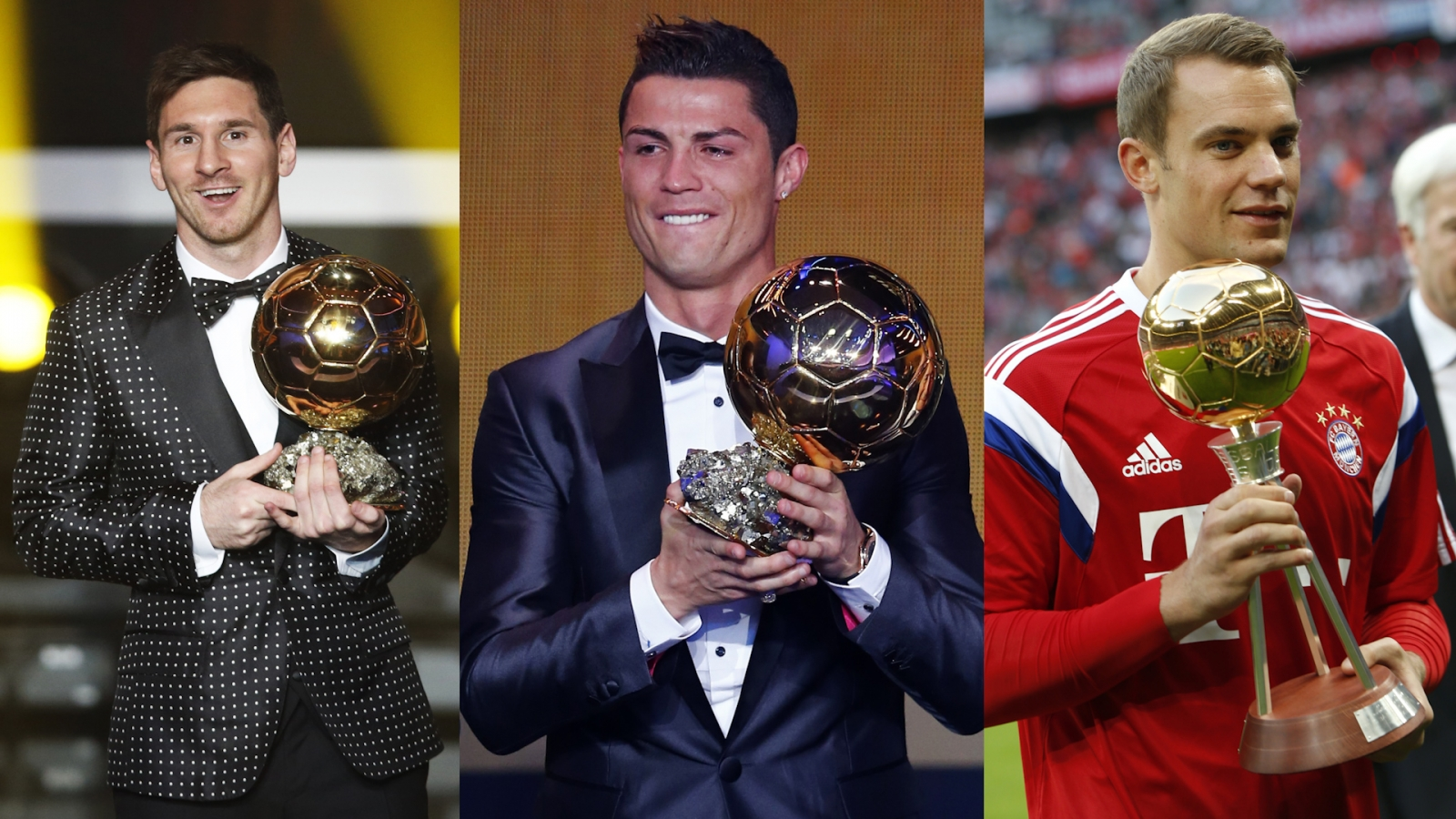 Sport Spotlight: Why Manuel Neuer should beat Cristiano Ronaldo to Ballon d'Or
