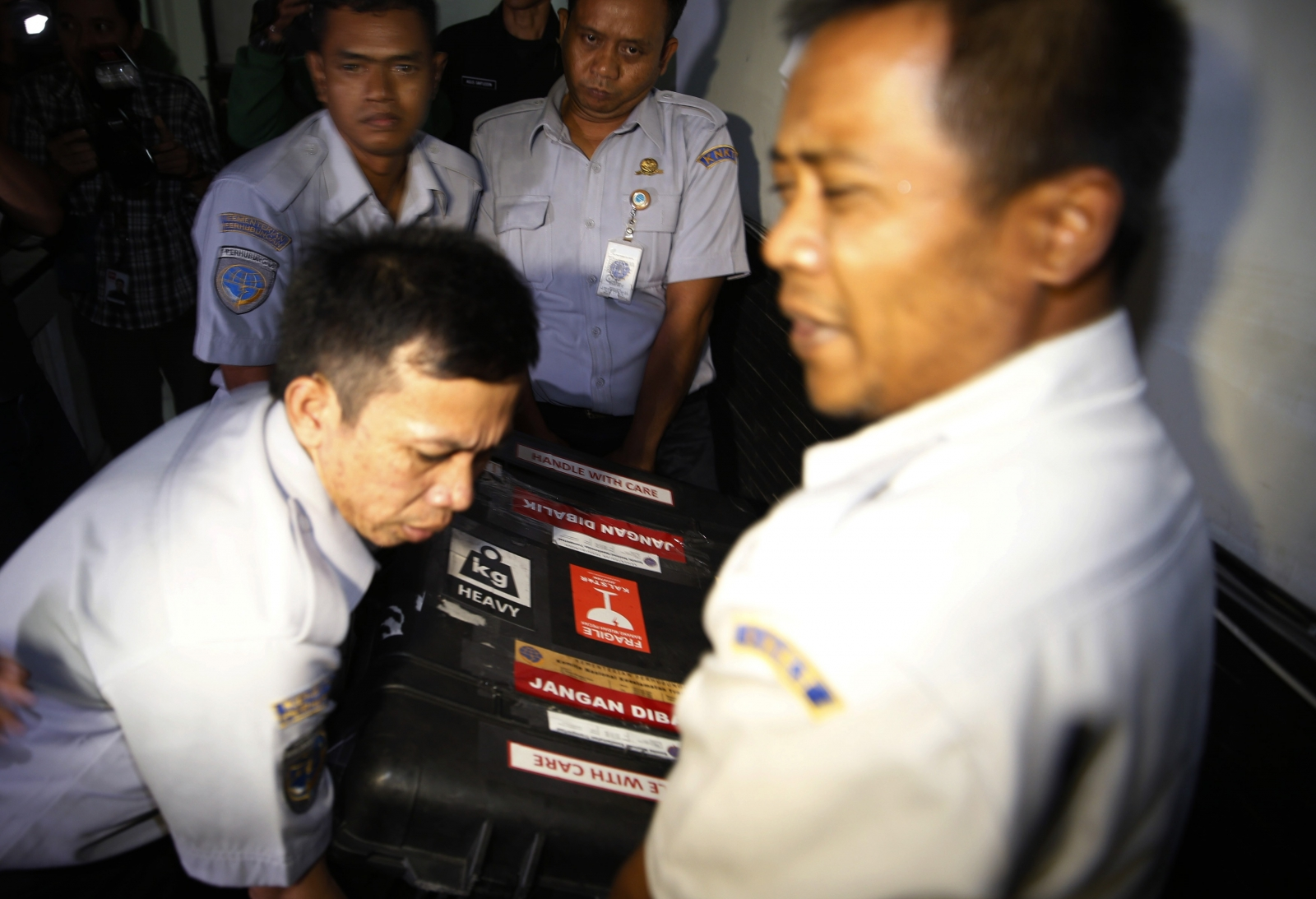 Investigator believes crashed AirAsia's in good condition