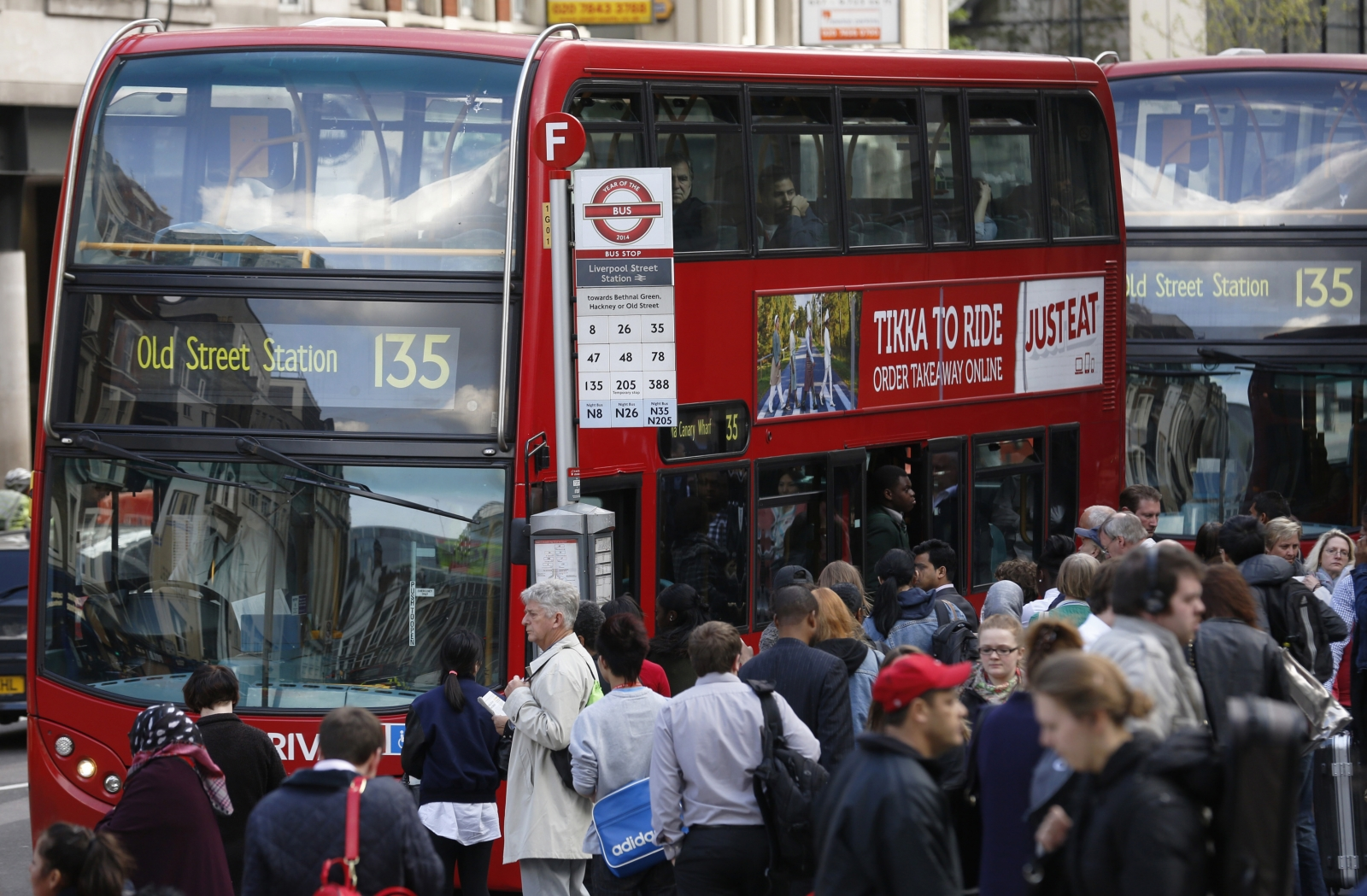 London bus strike: What commuters and tourists need to know