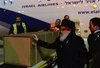 One of the victims of the Paris kosher store attack returns to Israel