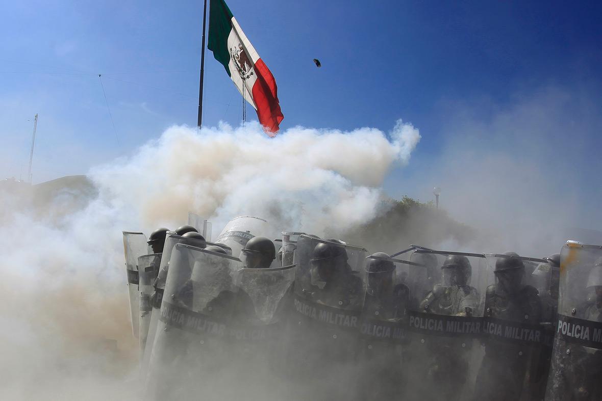mexico missing students Ayotzinapa