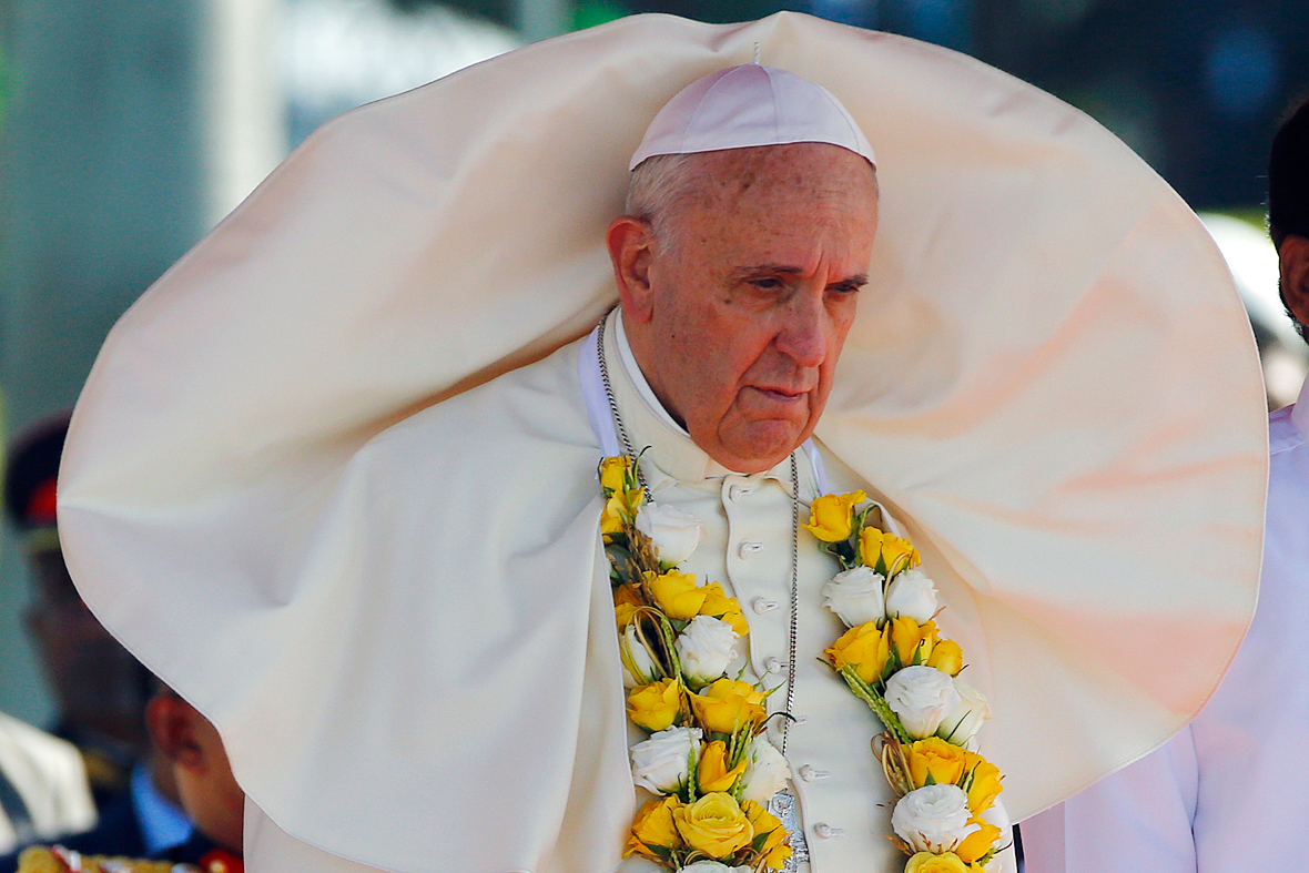 pope wind