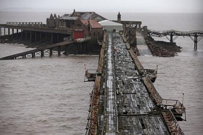 weston pier