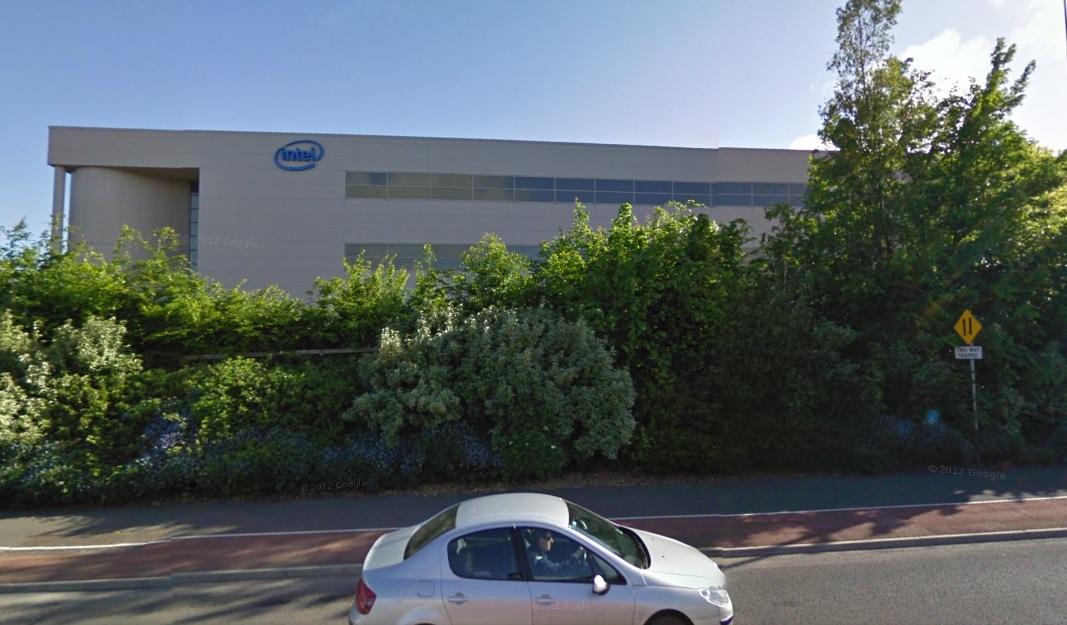 Intel offices in Belfast