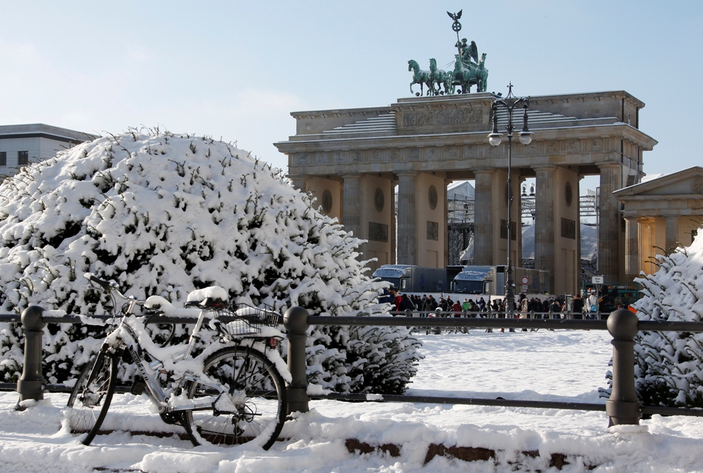 Brandenburg Gate Germany