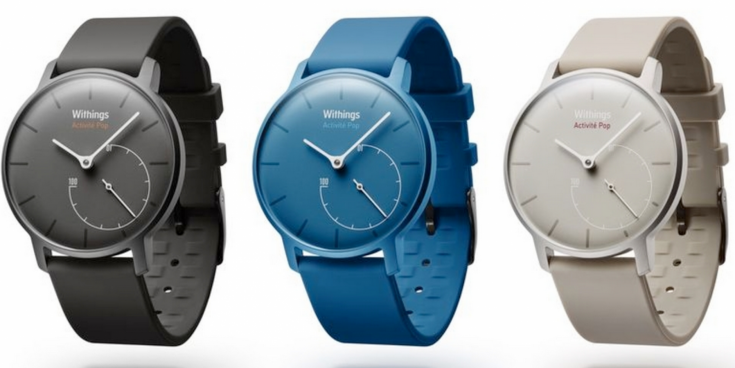 Withings Activité Pop Review: The best smartwatch on the market