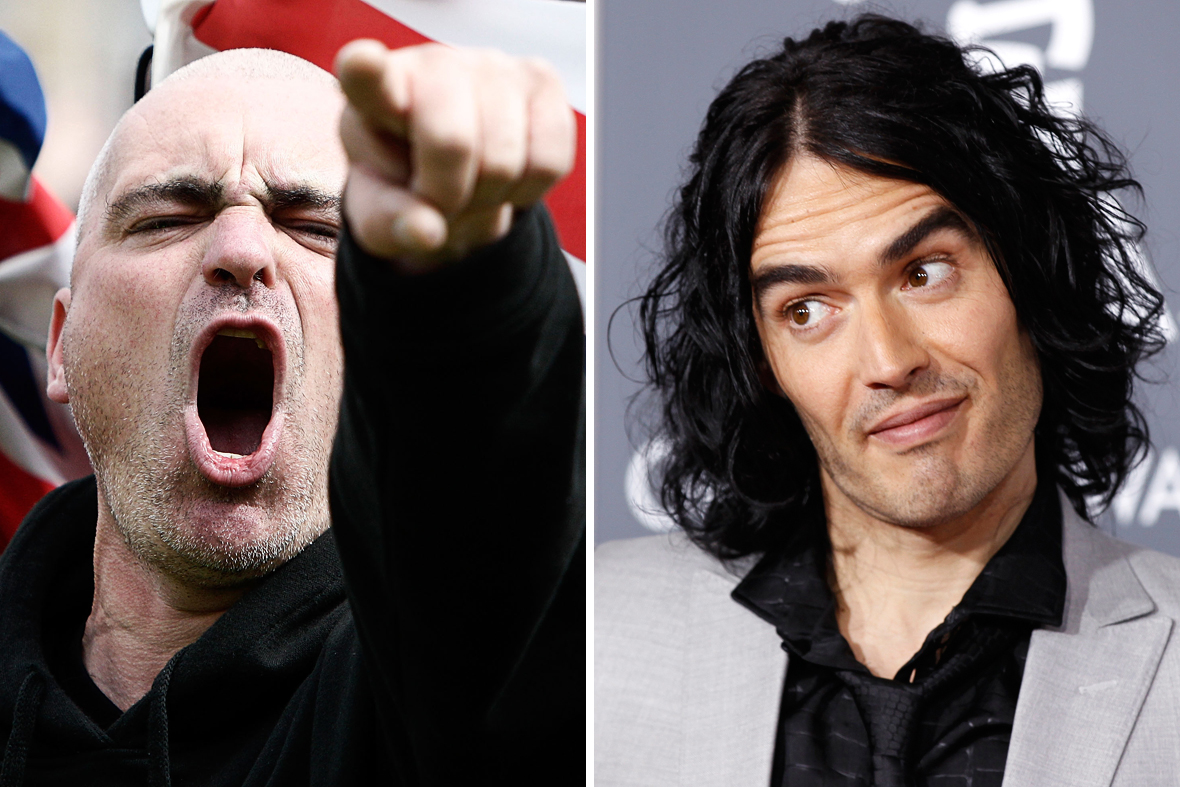EDL Russell Brand