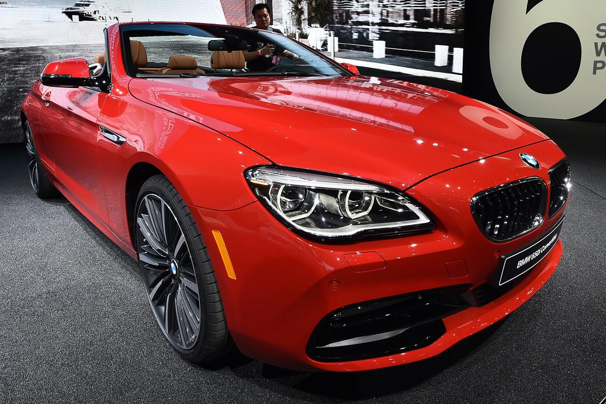 Detroit Auto Show 2015