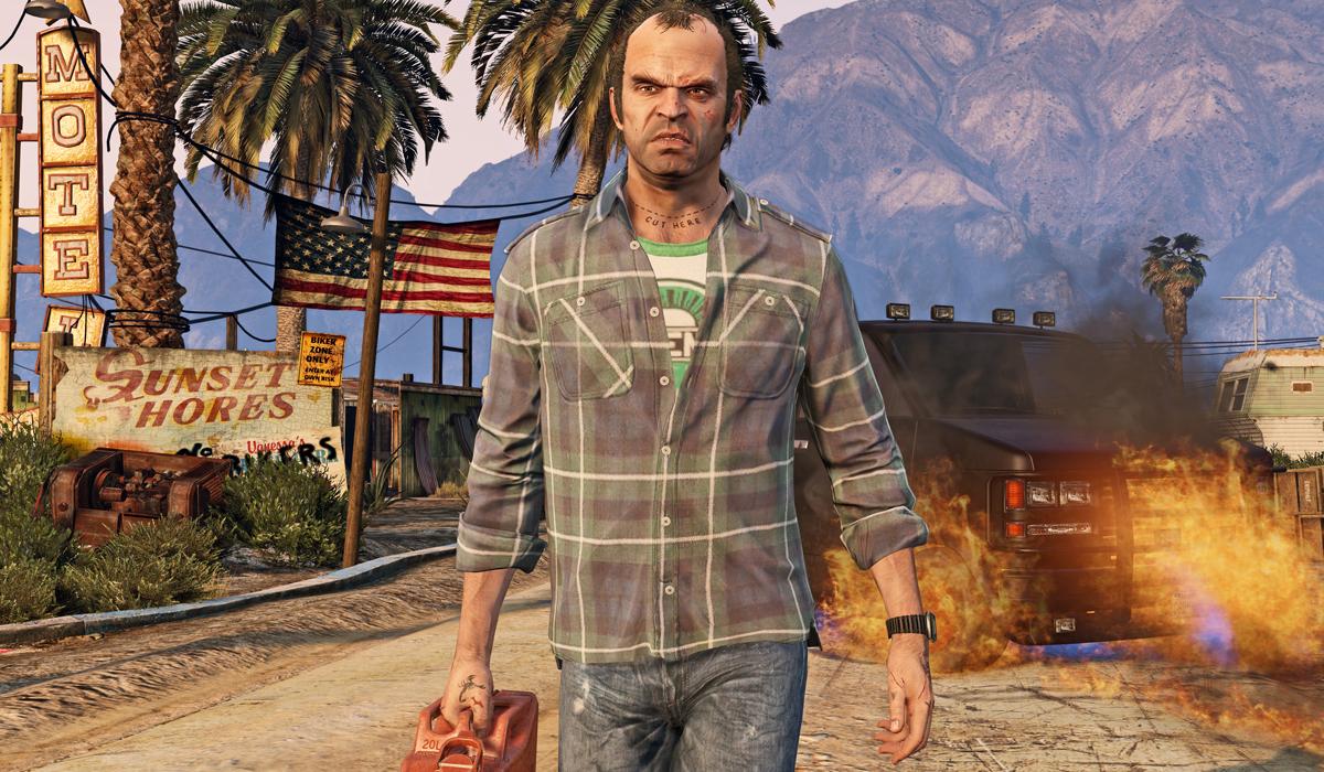 Grand Theft Auto GTA 5 PC Screenshot