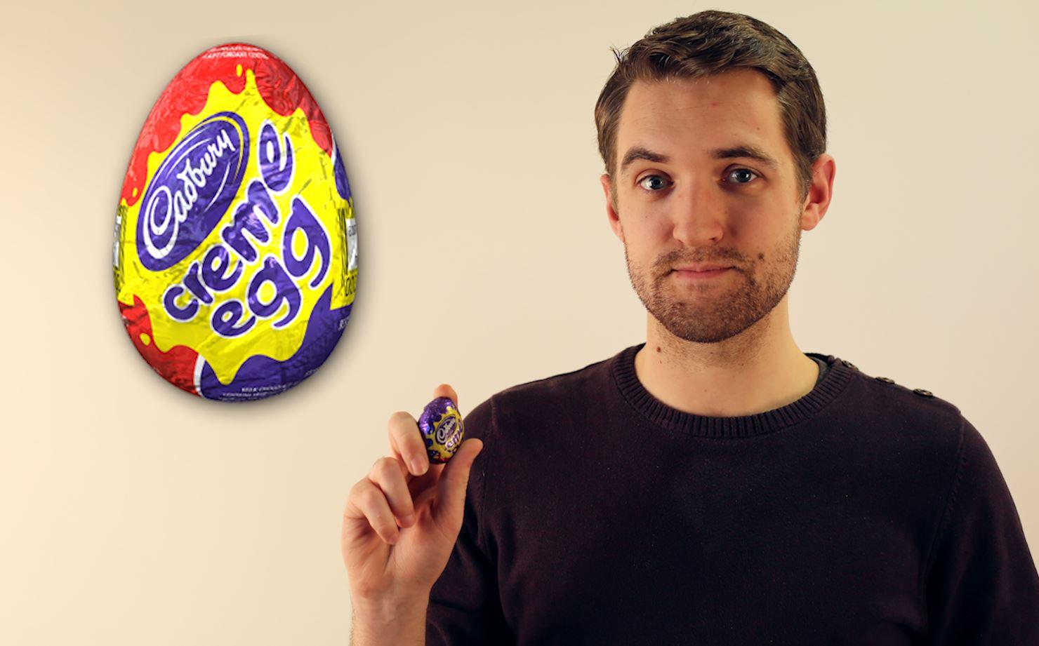 Cadbury Creme Egg taste test: Is the new egg better or worse?