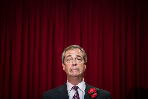 Ukip leader Farage on Charlie Hebdo: Our 'moral cowardice' promotes Sharia law