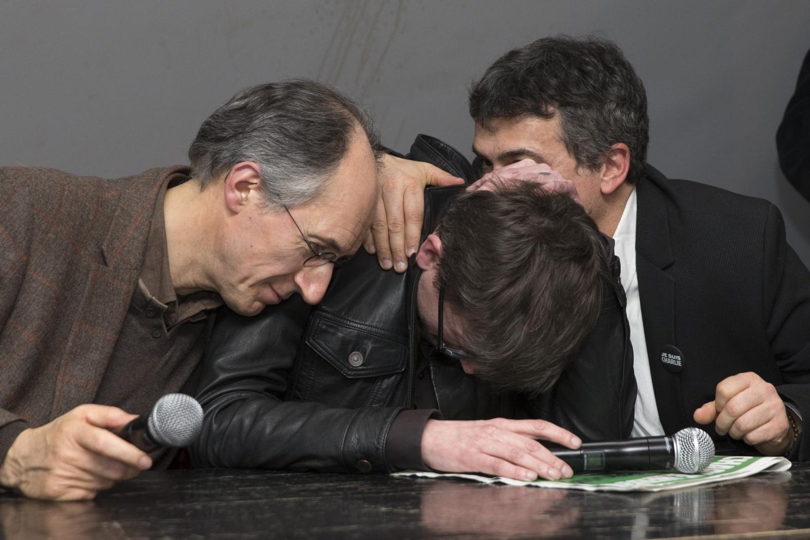 Charlie Hebdo Prophet Mohammad cartoons