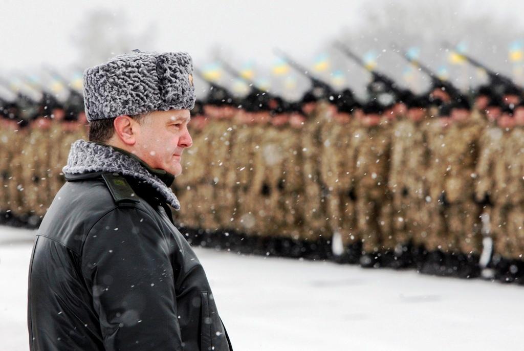 Ukraine President Poroshenko
