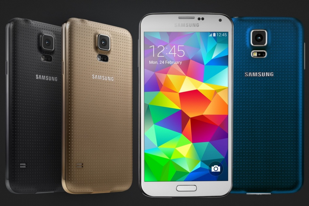 Android 5.0 for Galaxy S5