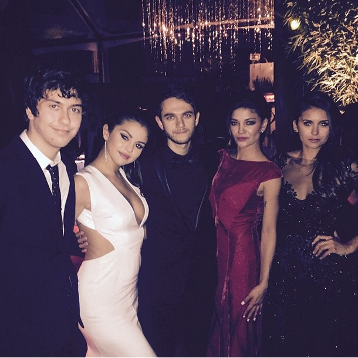 Selena Gomez Zedd dating
