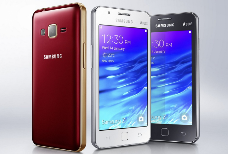 Samsung Z1 Tizen smartphone launched for £60