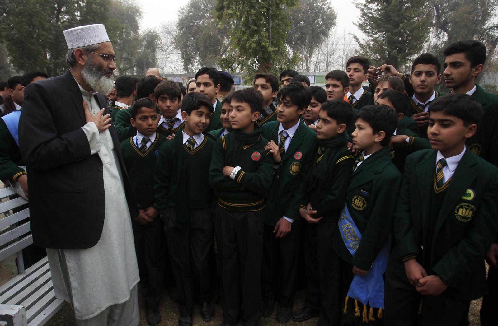 Pakistan Peshawar school massacre
