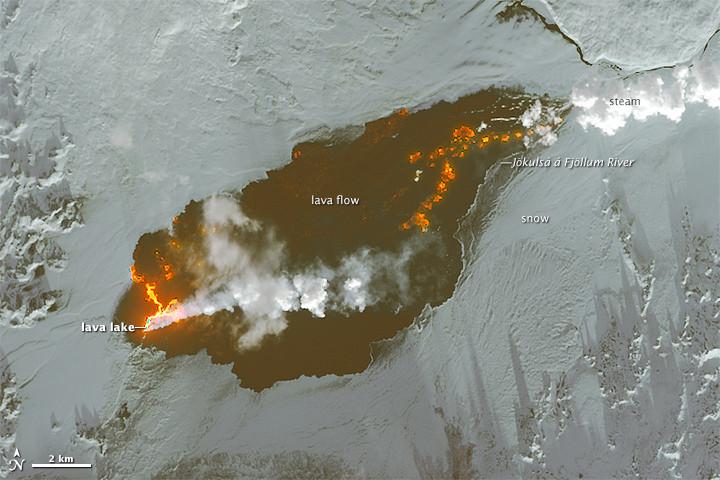 Holuhraum lava field