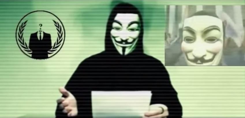 Anonymous Op Charlie Hebdo #opcharliehebdo Twitter