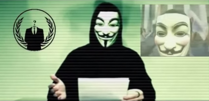 Anonymous #OpCharlieHebdo Campaign Takes Down 200