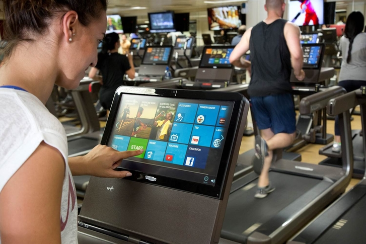 Virgin Active smart gyms offer fitness trackers and