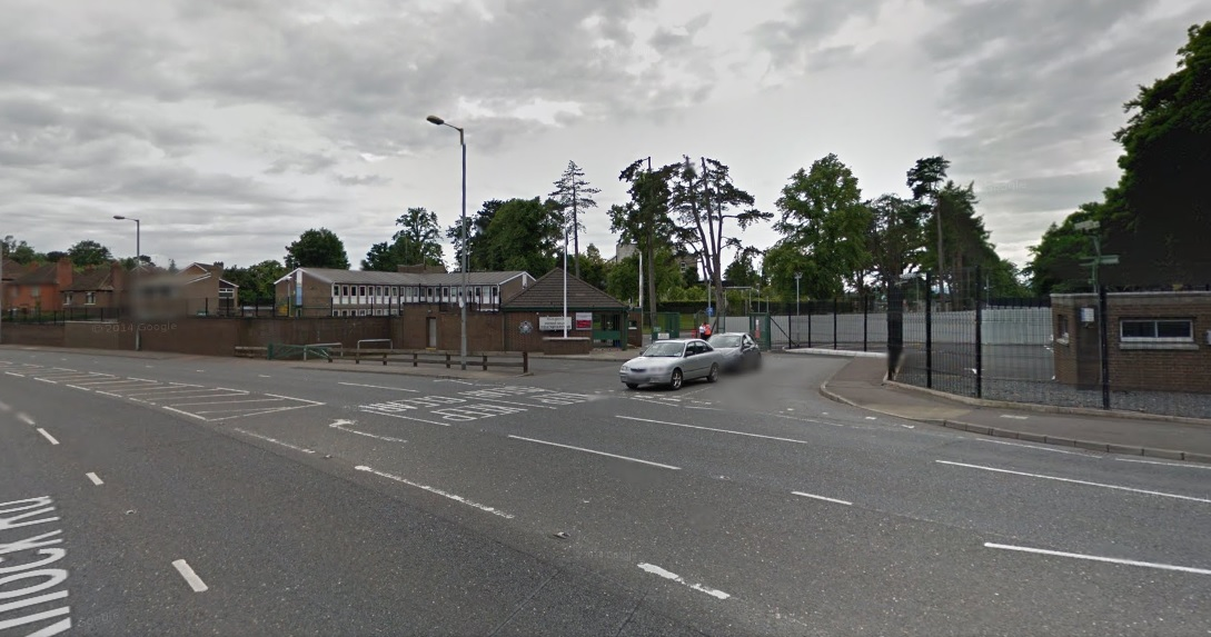 Belfast police HQ