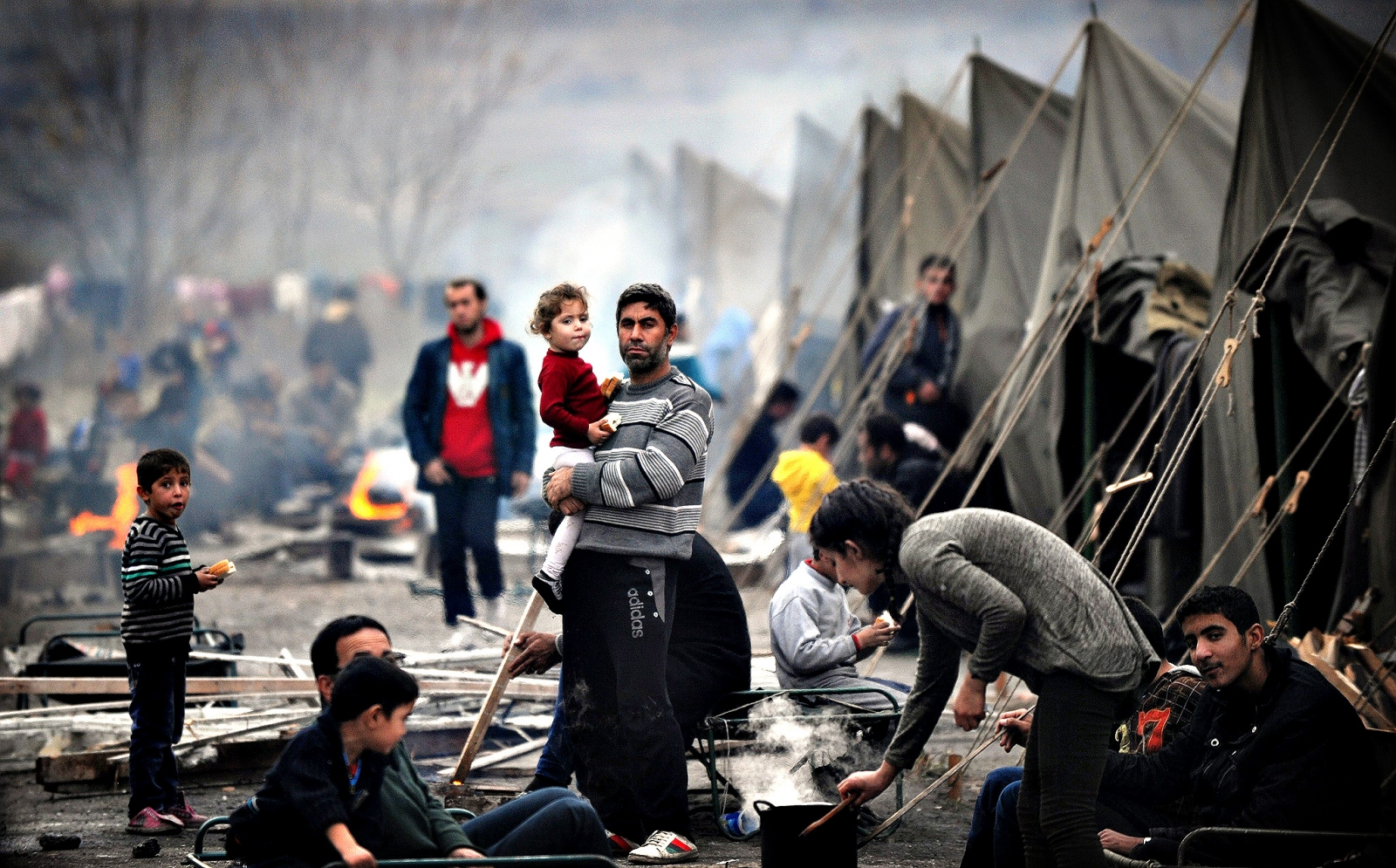 UN calls for more support for Syrian refugees