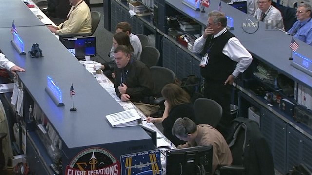 ISS: US section of Space Station evacuated