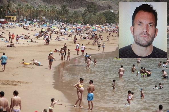 Stephen Blundell arrested in Tenerife