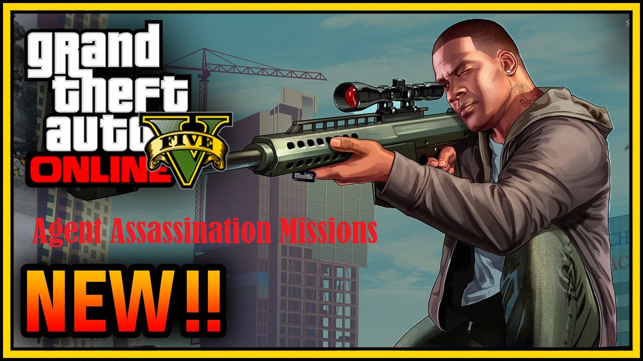 GTA 5 DLC: Agent Assassination DLC missions and gameplay elements revealed