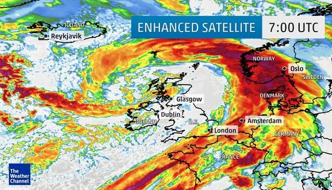 Atlantic Cyclone