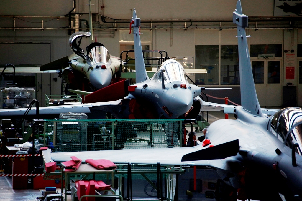 French officials to visit India to salvage stalled $20bn Rafale jet deal