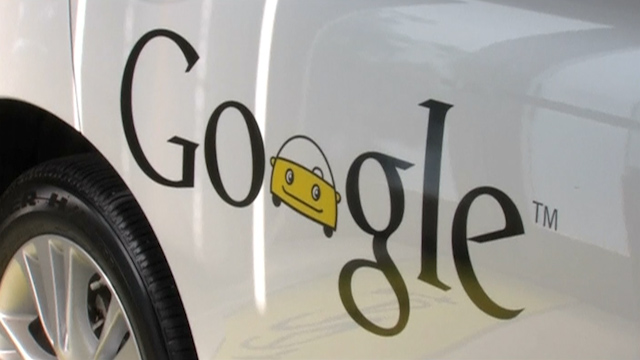 Google partners with car suppliers on self-driving car