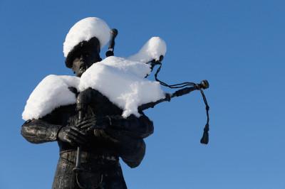 snow scotland