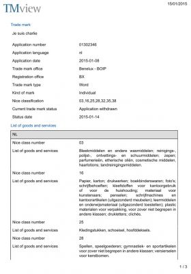 Application withdrawn